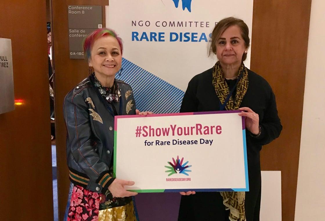 Dr. Durhane Wong-Reiger & Dr. Femida Gwadry-Sridhar